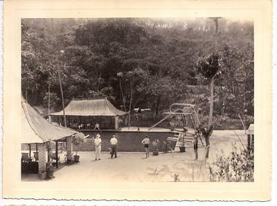 Mussungue, Piscina do Dundo, em 1940.