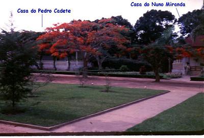 Rua do hospital - rua 12 K 151 - ( ex-casa do Dr. Cadete) K  177 ( ex- casa do Miranda)