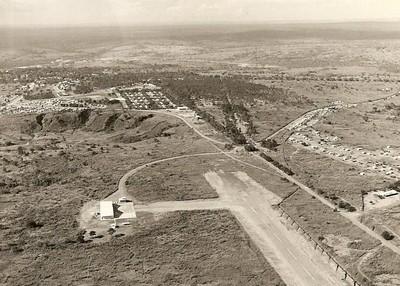 Dundo- aeroporto do Camaquenzo - 1970s