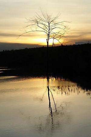 Pôr do sol, Chitotolo