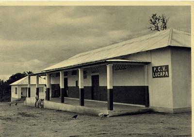 Lucapa 1960 Posto de Compra e Venda