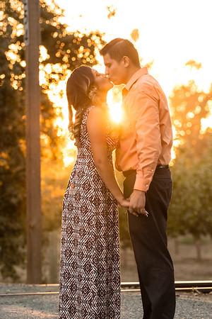 Lupita + Aaron Engagement