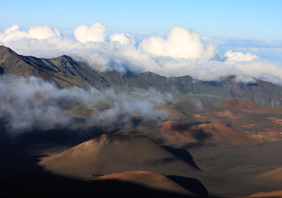 haleakala before sunset