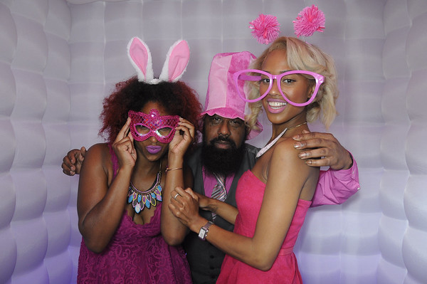 Corporate - luster Pink Event