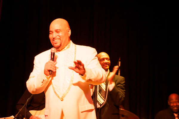 Luther Vandross Tribute Ray McCoy