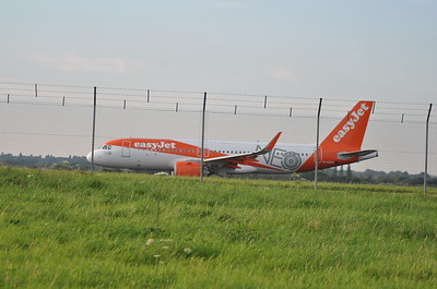 Luton Airport 28th August 2017