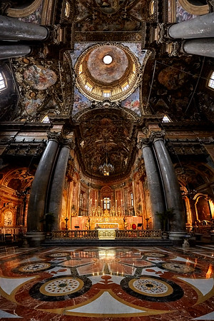 San Giuseppe dei Teatini (Chœur)