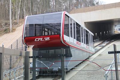 CFL Pafandel Funicular Railway 2 Feb 18