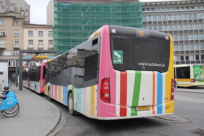 AVL 636 Place de la Gare Luxembourg Feb 18