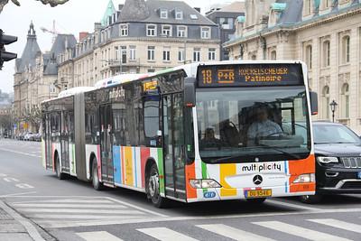 AVL 69 Avenue de la Liberte Luxembourg Feb 18