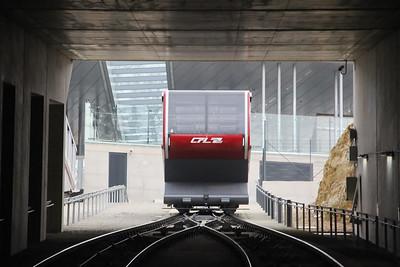 CFL Pafandel Funicular Railway 6 Feb 18