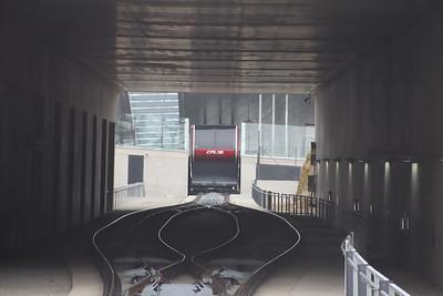 CFL Pafandel Funicular Railway 3 Feb 18