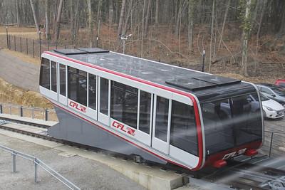 CFL Pafandel Funicular Railway 10 Feb 18