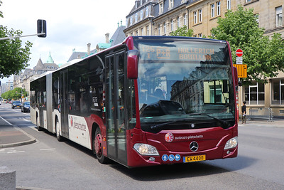 Luxembourg June Buses Coaches And Trains Victoryguys - Autocars