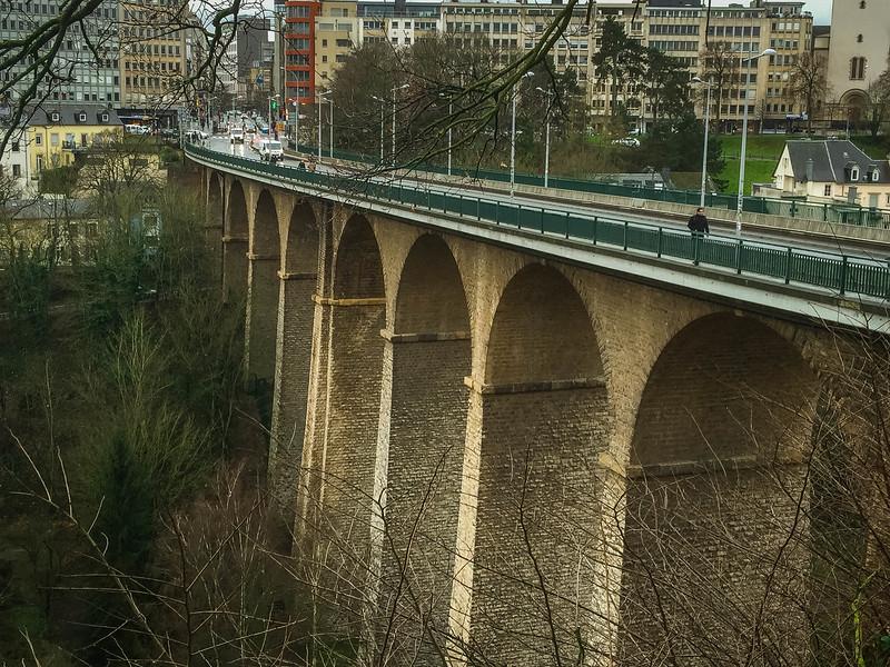 la passerelle viaduct