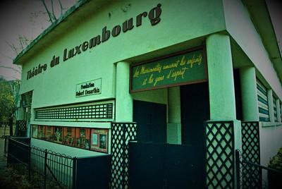 La traversée du Luxembourg