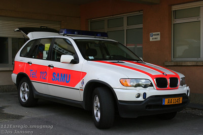 Sapeurs Pompiers de la Ville de Luxembourg