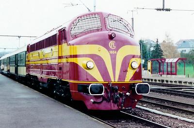 1604 at Oetrange on 18th November 2000