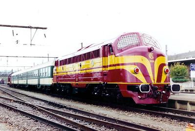 1604 at Wasserbillig on 18th November 2000