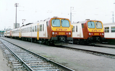 2020 at Luxembourg Depot on 31st October 1998