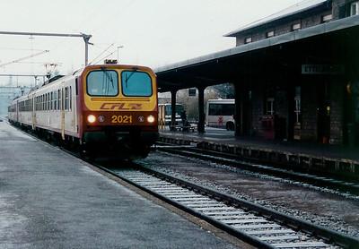 2021 at Ettelbruck on 17th November 1998