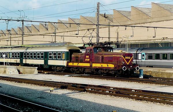 LU Class 3600