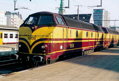 1806 at Luxembourg on 1st September 2003