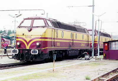 1816 at Luxembourg Depot on 18th November 2000