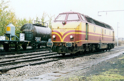 1810 at Luxembourg Depot on 31st October 1998
