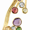 Jaipur Collection 18K Yellow Gold Semi-precious Stone Bangle<br /> HK$21,700
