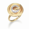 Jaipur Link Collection 18K Yellow Gold Ring<br /> HK$19,800
