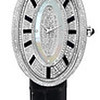 Emphasis Timepiece Collection<br /> Oval-Shaped Watch Set with Diamond (Black)<br /> HK$50,000