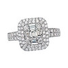 EMPHASIS JEWELLERY_Merry Mount Collection_Diamond ring in 18K white gold (Approx. 1.04 ct in total)_Approx. HK$20,500