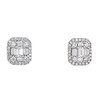 EMPHASIS JEWELLERY_Merry Mount Collection_Diamond earrings in 18K white gold (Approx. 0.70 ct in total)_Approx. HK$12,000