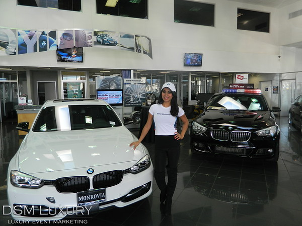 BMW of Monrovia Sales Events
