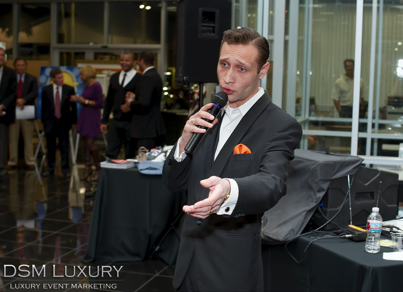 DSM Luxury and Cadillac of Las Vegas present the 2011 Luxury Preview Event hosted in the Cadillac of Las Vegas Showroom