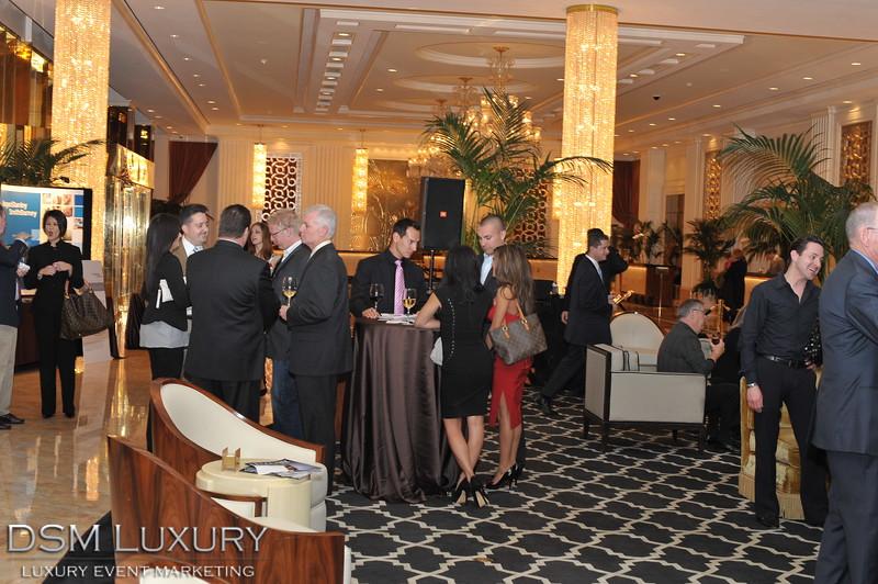 Donald Trump Las Vegas Hotel DSM Luxury Event