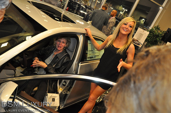 DSM Luxury at Findlay Cadillac for 2013 ATS Launch Event, Las Vegas