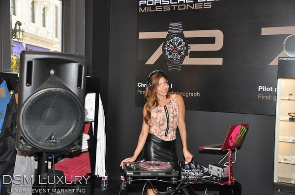 DSM Luxury at Porsche Design, Rodeo Drive