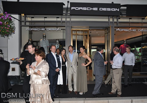 DSM Luxury at Porsche Design, Rodeo Drive