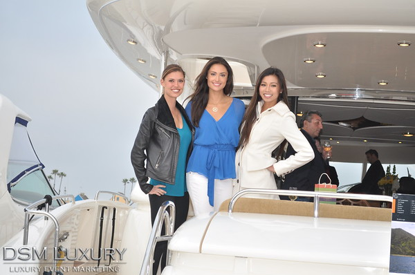 DSM Luxury's Spring Yachting Showcase, Marina Del Rey
