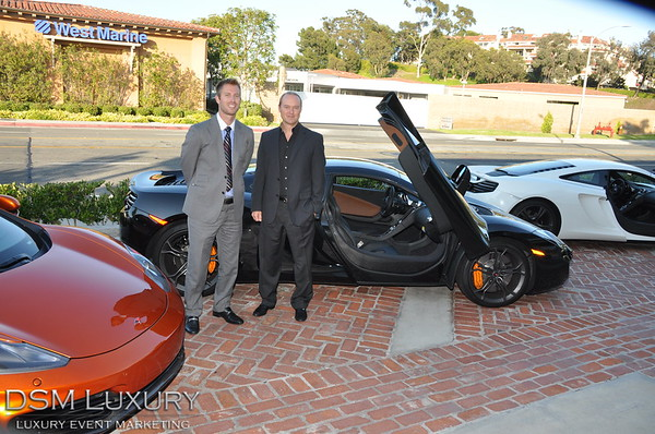 "DSM Luxury's ""An Evening of Luxury"" hosted by Black, Starr, & Frost, Newport Beach"