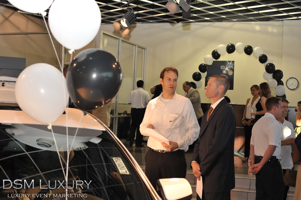 Opening Event at Findlay Lincoln in Auto Mall at 310 Gibson Rd.
