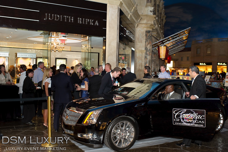 Judith Ripka Jewelry Event in Las Vegas
