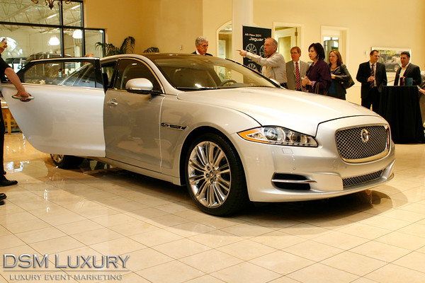 Jaguar XJ Launch Event, Las Vegas