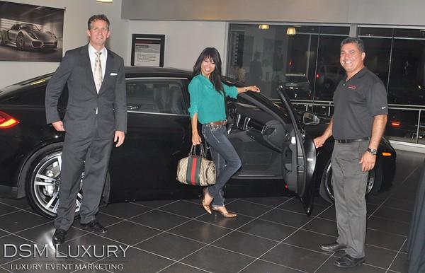 DSM Luxury Presents Newport Auto Fashion