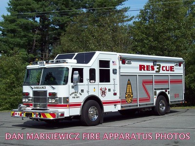 DORRANCE TWP. FIRE DEPT.