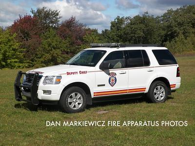 HAZLETON FIRE DEPT.