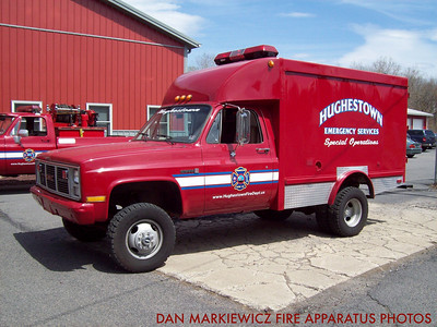 HUSHESTOWN HOSE CO.