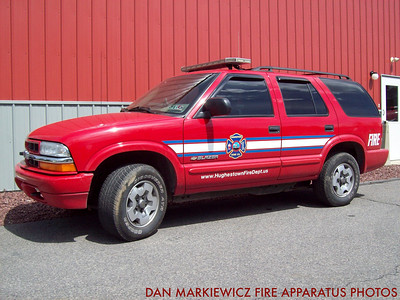 HUGHESTOWN HOSE CO. OIC 2004 CHEVY